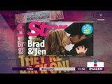 Jennifer Anniston y Brad Pitt ¿Juntos otra vez? | Noticias con Yuriria Sierra