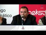 Taxistas se alían con Nekso | Noticias con Yuriria Sierra