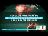 Qué otros socios comerciales tiene México además de Estados Unidos | Noticias con Francisco Zea