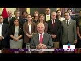 Primer Vicepresidente toma cargo en Perú | Noticias con Yuriria Sierra