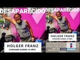 Llegará a México el hermano del ciclista alemán desparecido | Noticias con Ciro Gómez Leyva
