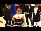 Las mejores y peores vestidas del MET | Noticias con Yuriria Sierra