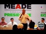 José Antonio Meade recorre Guerrero en busca del voto | Noticias con Francisco Zea