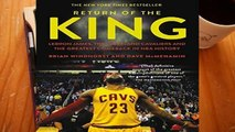Library  Return of the King: Lebron James, the Cleveland Cavaliers and the Greatest Comeback in
