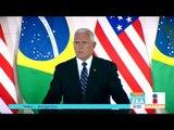 El vicepresidente de Estados Unidos manda un mensaje a los centroamericanos | Noticias con Paco Zea