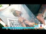 Cientos de fans del rapero XXXTentation le dan el último adiós | Noticias con Francisco Zea
