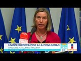 Unión Europea mantendrá acuerdo nuclear con Irán | Noticias con Francisco Zea