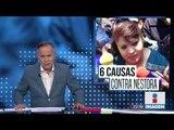 Hay aún 6 causas contra Nestora Salgado, la candidata de MORENA | Noticias con Ciro Gómez Leyva
