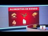 Descubren que garnachas mexicanas causan cáncer | Noticias con Yuriria Sierra