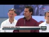 Enrique Peña Nieto reiteró su compromiso con el proceso electoral | Noticias con Ciro Gómez Leyva