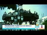 México promueve sus bellezas naturales en Reino Unido   Noticias con Francisco Zea