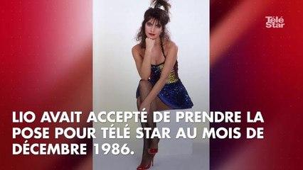 Instant Vintage : quand Lio posait pour Télé Star en 1986