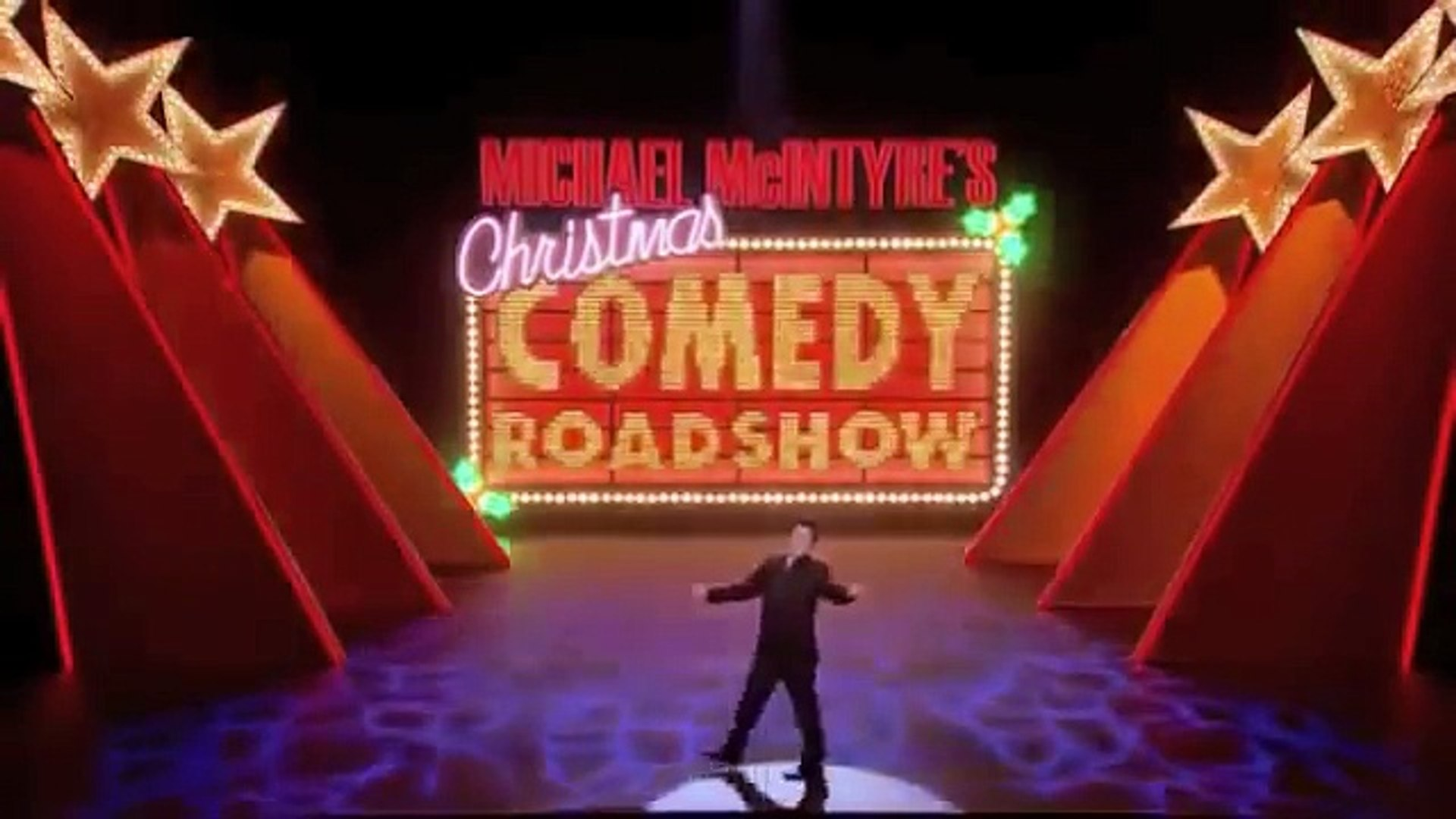 Michael Mcintyre On Christmas And Children Michael Mcintyres Comedy Roadshow Christmas 2011 Video Dailymotion