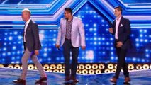 The X Factor UK 2018 Sing-Off for the Last Boys Chair Six