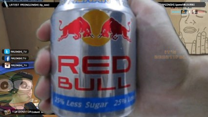 [SPONSOR ME PLEASE RED BULL]