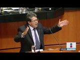 Aprueban solicitud de licencia a Manuel Velasco en una segunda votación | Noticias con Ciro
