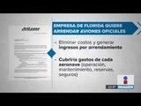 ¿Ya tiene López Obrador quien le compre los aviones? | Noticias con Ciro Gómez Leyva