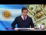 ¿Qué hará Argentina ahora con la crisis económica? | Noticias con Yuriria Sierra