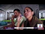 Huyen de pobreza en Venezuela, y llegan a la zona más pobre de Brasil   Noticias con Yuriria