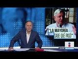 López Obrador habló de las declaraciones de Madrazo sobre un supuesto fraude   Noticias con Ciro