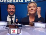 Rome : Marine Le Pen a rencontré Matteo Salvini