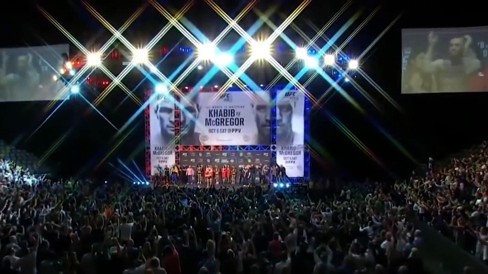 Хабиб Нурмагомедов vs. Конор МакГрегор - ПРЯМАЯ ТРАНСЛЯЦИЯ! - Где смотреть UFC 229!