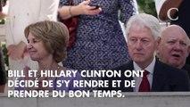 PHOTOS. Bill et Hillary Clinton repérés en train de s'amuser à l'Oktoberfest de Munich