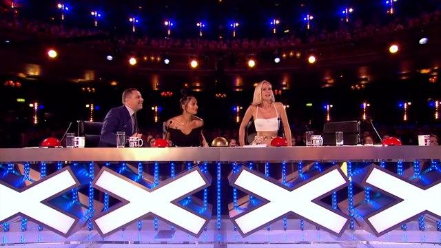 Magician Finalists Read Judges Minds on Britain's Got Talent - Magicians Got Talent - YouTube