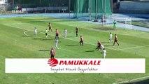 Zonguldak Kömürspor Karagümrük maçı özeti