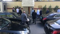 Suudi Polisler Özel Araçlarla Suudi Arabistan Başkonsolosluğuna Geldi