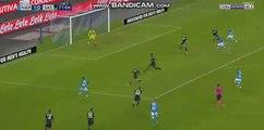 Lorenzo Insigne Goal - Napoli 2-0 Sassuolo 07.10.2018