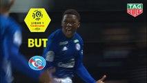 But Lebo MOTHIBA (2ème) / Angers SCO - RC Strasbourg Alsace - (2-2) - (SCO-RCSA) / 2018-19