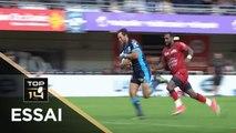 TOP 14 - Essai Jan SERFONTEIN (MHR) - Montpellier - Toulon - J7 - Saison 2018/2019