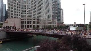 Chicago Maratonu Koşuldu Chıcago