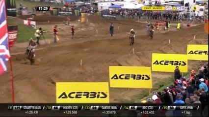 2018 MXoN - Redbud USA -  Race 2
