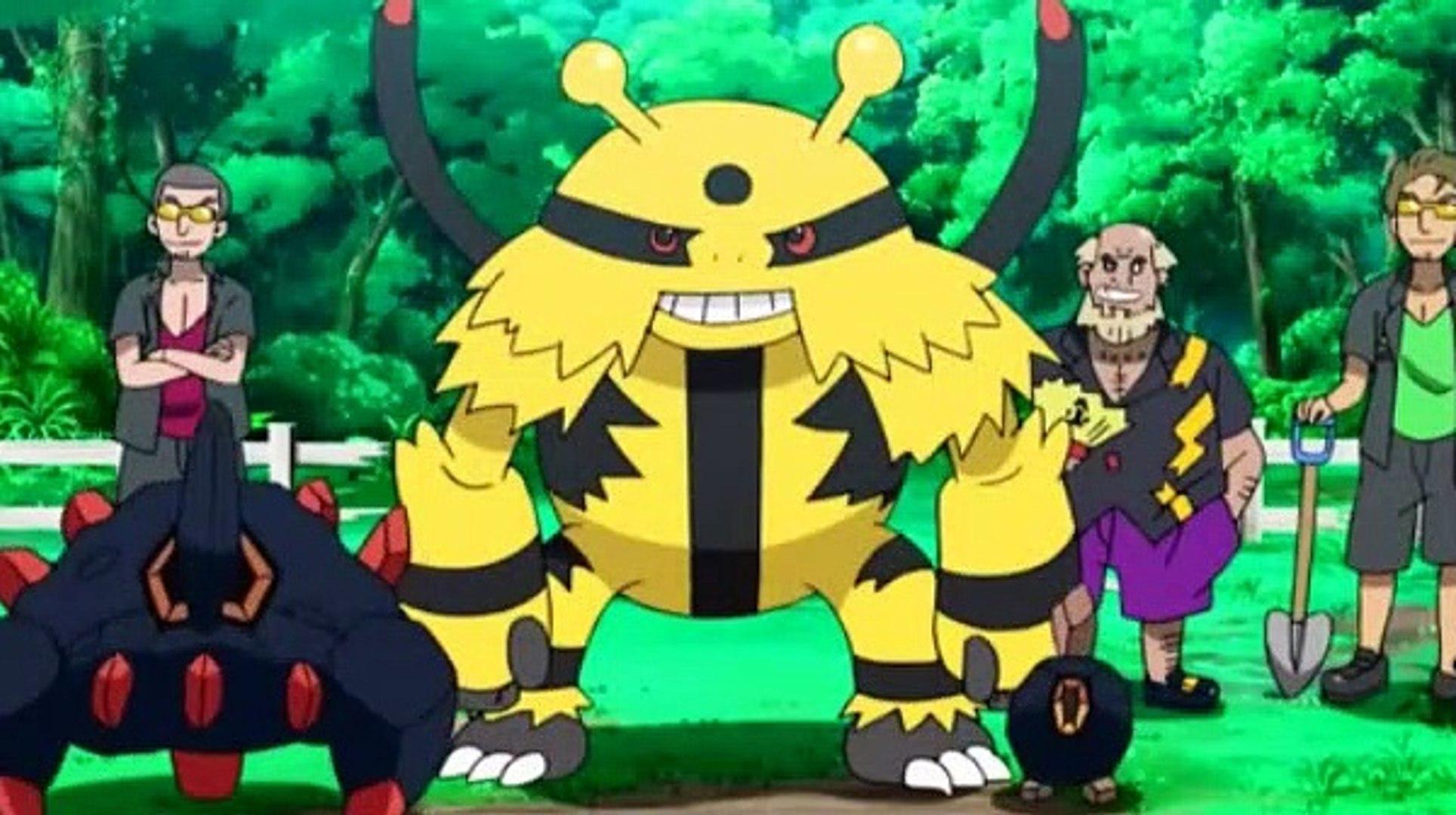 Pokémon the Series Sun & Moon Ultra Adventures S21E26 - English Dubbed