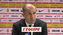 Jardim après Monaco-Rennes « Contrôler ses émotions » - Foot - L1 - Monaco