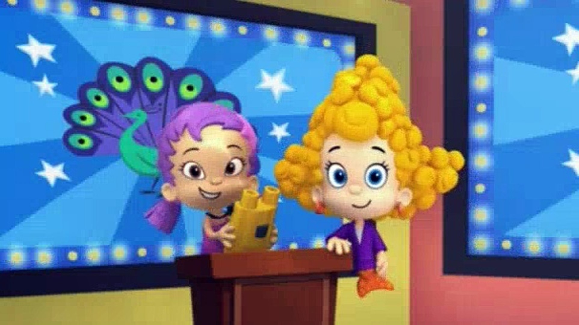 Bubble Guppies S02E14 Bubble Duckies