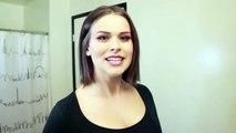 Cette fille se rase la tête avec une tondeuse est elle est toujours belle !