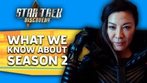 Star Trek Discovery Season 2 | Trailer Breakdown & What We Learned At NYCC