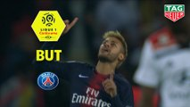 But NEYMAR JR (9ème pen) / Paris Saint-Germain - Olympique Lyonnais - (5-0) - (PARIS-OL) / 2018-19