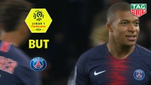 But Kylian MBAPPE (61ème) / Paris Saint-Germain - Olympique Lyonnais - (5-0) - (PARIS-OL) / 2018-19