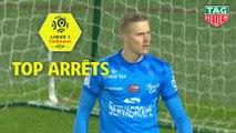 Top arrêts 9ème journée - Ligue 1 Conforama / 2018-19