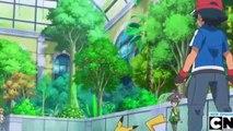Pokémon XY - S17E05 - A Blustery Santalune Gym Battle!