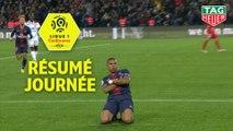 Résumé de la 9ème journée - Ligue 1 Conforama / 2018-19