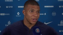 Paris Saint-Germain-Olympique Lyonnais: post game interviews