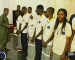 ORTM/Rencontre entre les élèves et étudiants lors de la 15 ème édition de la journée du bon élève à koulouba avec le président de la république