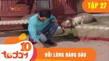 Nỗi Lòng Nàng Dâu (Tập 27- Phần 2) - Phim Bộ Tình Cảm Ấn Độ Hay 2018 - TodayTV