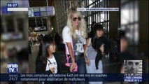 Laeticia Hallyday est de retour en France pour la promotion de l'ultime album de Johnny