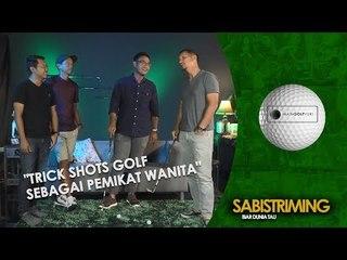 #MainGolfYuk: Trick shots golf sebagai pemikat wanita